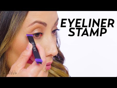 Vamp Stamp Review: I Tried an Eyeliner Stamp! | Beauty with Susan Yara