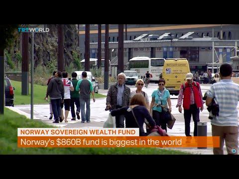 Money Talks: Norway sovereign wealth fund, Charlotte Dubenskij reports