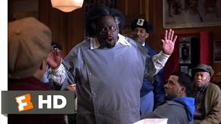 Barbershop (6/11) Movie CLIP - Rosa Parks, Rodney King and Jesse Jackson (2002) HD