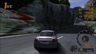 Gran Turismo 3 - Audi TT Race [AMA] (+ Prize Car)