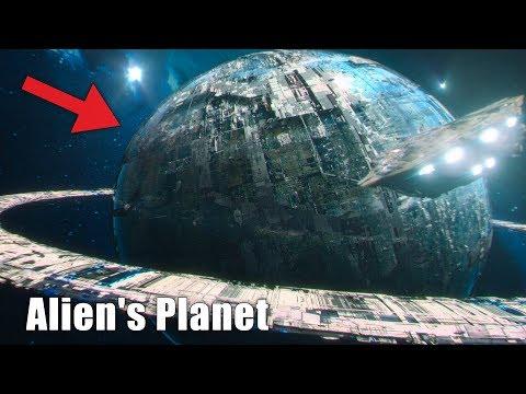 एलियन की दुनिया कैसी है?