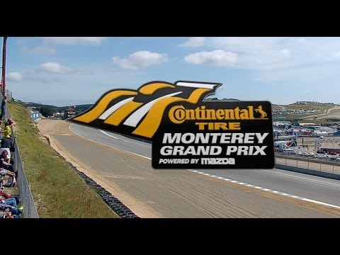 The Continental Tire Monterey Grand Prix powered by Mazda was the fourth race for the P & GTLM classes in the TUDOR United SportsCar Championship.
