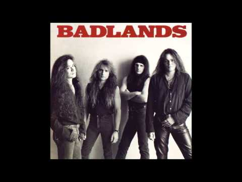 Badlands - Badlands (Full Album) 1989