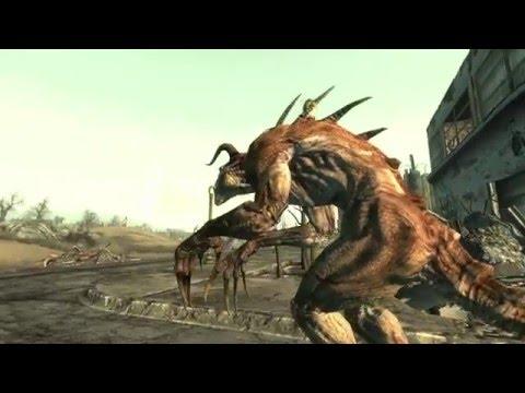 ТОП 10 самых СТРАШНЫХ монстров Fallout 3