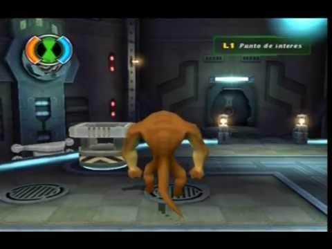 Ben 10 Ultimate Alien Cosmic Destruction - Parte 3 - Español