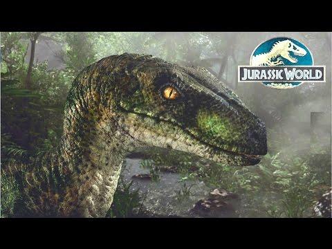 Jurassic World: Velociraptor Dinosaur Simulator - iPhone 5c, iPhone 5s, iPad,
