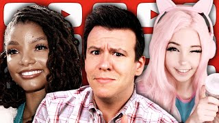 Belle Delphine's Trollonomics, Disney Deletion, Halle Bailey, Alabama Reversal, China Spyware