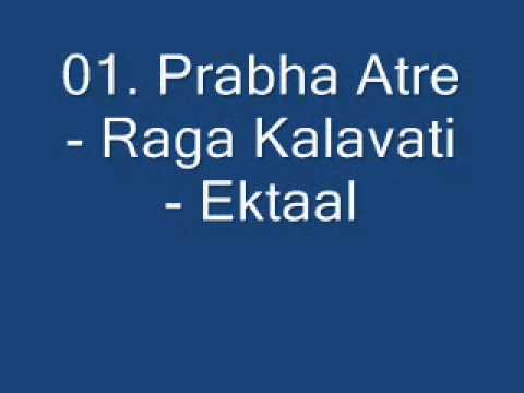 Prabha Atre - Raga Kalavati - Ektaal