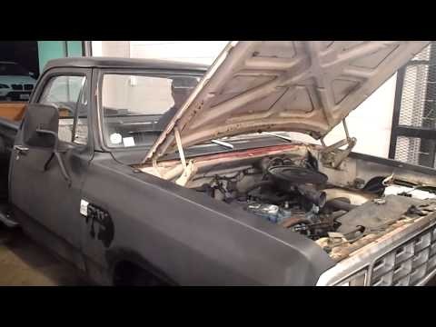 1981 Dodge D150 - Replacing intake/exhaust manifold gasket