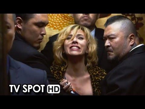 Lucy - TV Official TV Spot 16 - Scarlett Johansson, Morgan Freeman Movie (2014) HD