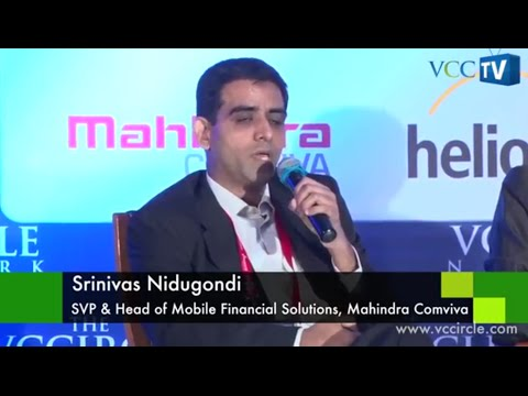 Mahindra Comviva in Panel Discussion at Tech Circle Payments Forum 2015