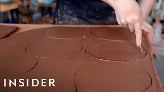 How Dinnerware Is Handmade For 5-Star Restaurants | The Making Of