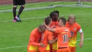 Highlights AFC United-IFK Luleå