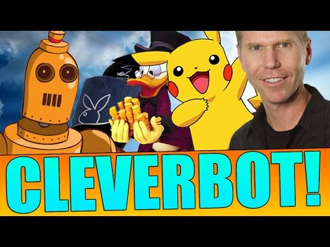 CLEVERBOT LO SABE TODO   Partner, Pikachu, Zapatillas.. xDD   Ampeterby7