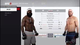 Kimbo Slice vs Dana White UFC 3