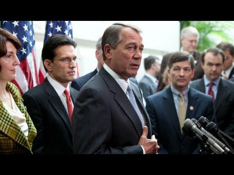 Boehner: ObamaCare Will Increase Spending, Increase Taxes, & Destroy Jobs