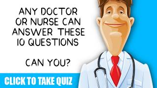 Everyone fails this medical quiz. even YOU!