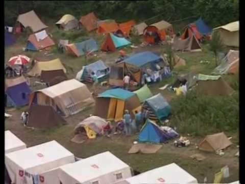 Pan-European Picnic 1989: the end of the Iron-Curtain. Part 1