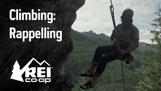 Rock Climbing: How to Rappel
