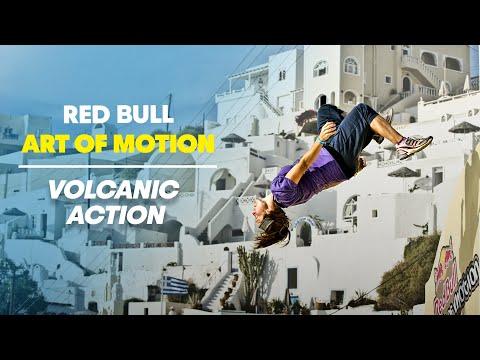 image vidéo Red Bull Art of Motion 2012 Santorini - Volcanic Action
