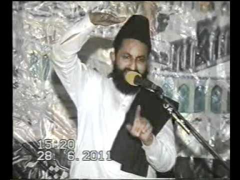 Allama Azhar Haidri Son of Maulana Taj U Din Haidri (Waryamal Chakwal P-1)