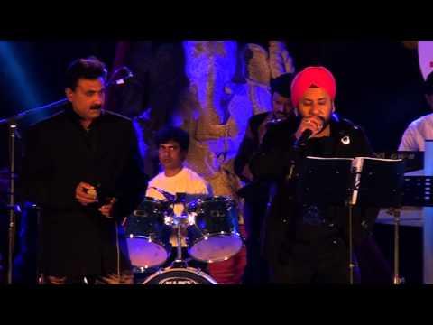 Mungaru Male Anisutide Song by Jasveer Singh In Hampi Utasv