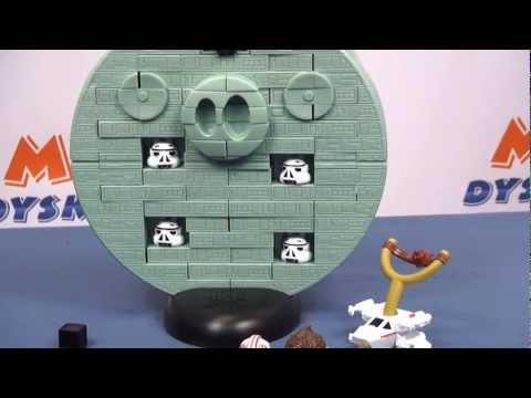 Angry Birds - Jenga Death Star / Gwiazda Śmierci - Star Wars - Hasbro - www.MegaDyskont.pl