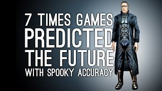 7 Times Games Predicted the Future With Spooky Accuracy