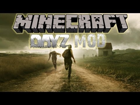 Minecraft 1.5.2 DayZ Mod - Review + Installation (Deutsch) [HD]