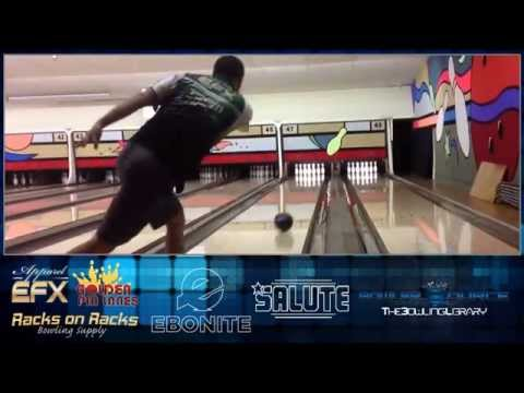 Ebonite Salute Bowling Ball Review By Bowlersource