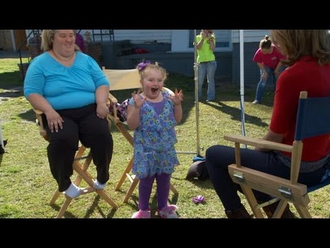 Honey Boo Boo 'Harlem Shake' Ends Interesting 'GMA' Interview With Star, Mama June