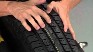 Carlisle Radial Trail RH Trailer Tire (from Truck U Episode - Speed Channel)