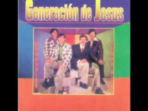 Generacion De Jesus - Mi Dios Es Real