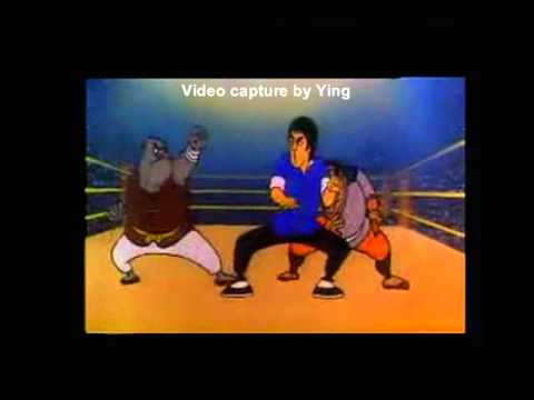 Old Master Q film, Bruce Lee fight ending - (Cantonese, Eng sub) (老夫子/李小龍 ) Image 1