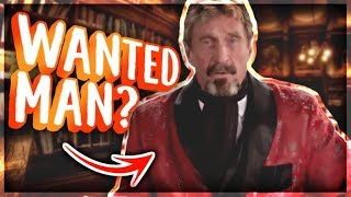 From Antivirus to Antihero: The John McAfee Story