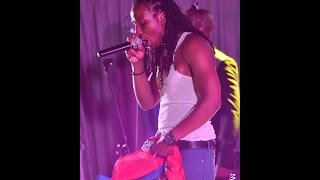 AKE FESTI'COULEURS 2014 | Mc KOOLDOG & RACINE LAKAY | LIVE MUSIC BY VU MAGIK