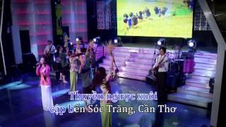 [HD] KARAOKE Giáng Tiên - NGỢI CA QUÊ HƯƠNG EM