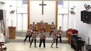 Everymove I Make - Worship dance - Vietnamese version - Thieu Nien Phuoc Kien
