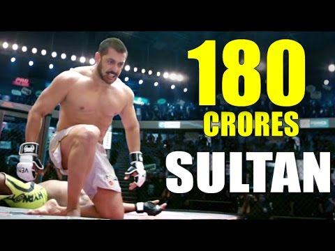 SULTAN Crosses 180 Crores In 5 Days At Box Office - Salman Khan Breaks All Records