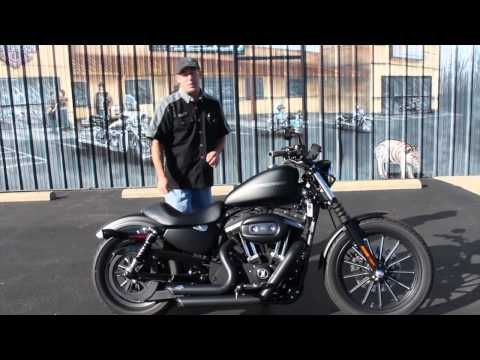 Pre-Owned 2010 Harley-Davidson Sportster Iron 883