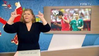 FIFA WC 2018 - KOR vs. GER – for Deaf and Hard of Hearing - International Sign