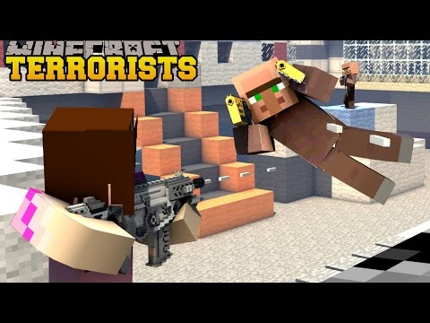 Minecraft: TERRORISTS! - MASTER OF TIME - Custom Map [3]