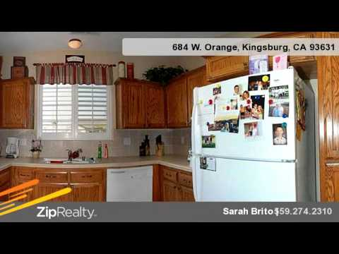 Homes for Sale - 684 W. Orange, Kingsburg, CA