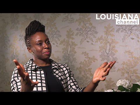 Chimamanda Adichie: Beauty does not solve any problem