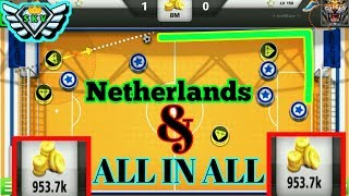 ALL IN ALL&NETHERLANDS🔝PRO PLAYER ICEMAN GREAT GAME😍BACK TO GO HOME STADIUM BRAZIL👍SOCCER STARS💯