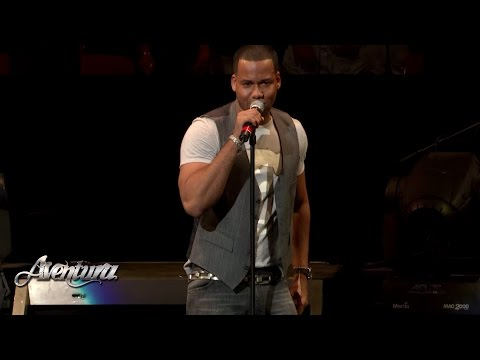 Aventura - Mujeriego (Sold Out At Madison Square Garden)
