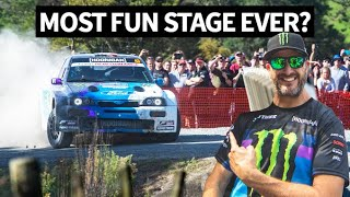 One of Ken Block's Favorite Rally Stages Ever! Raw GoPro Onboard of Wild New Zealand Stage Roads