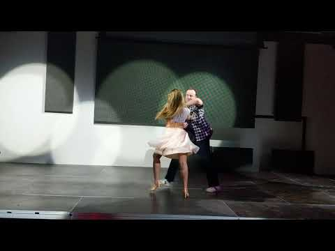 BDF2018: Katerina and Honza in performance ~ video by Zouk Soul
