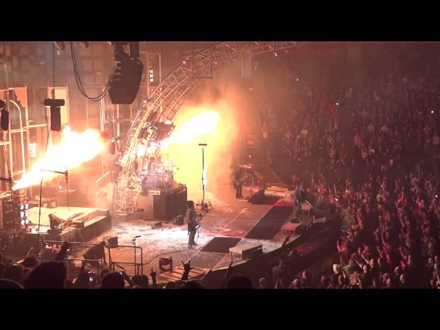 Motley Crue-Shout at The Devil-Madison Square Garden-10 28, 2014
