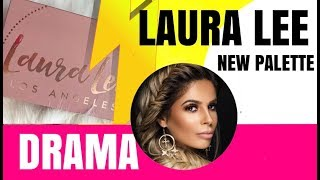 LAURA LEE NEW MAKEUP PALETTE